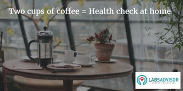 Coffee = preventive health check