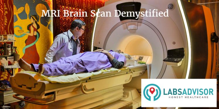 MRI Brain Scan LabsAdvisor