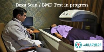 Dexa Scan BMD Test by LabsAdvisor