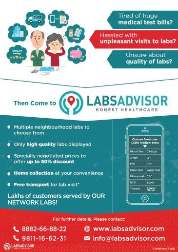 Poster of LabsAdvisor