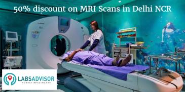 50% discount on MRI Scan in Delhi NCR