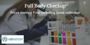 Full Body Checkup by LabsAdvisor