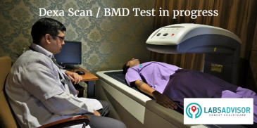 Dexa Scan at Discounted Cost by LabsAdvisor