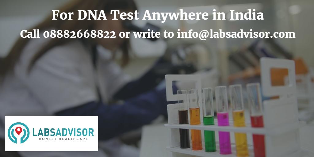 DNA Test Cost in Delhi