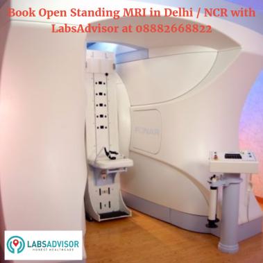 Open Standing MRI LabsAdvisor