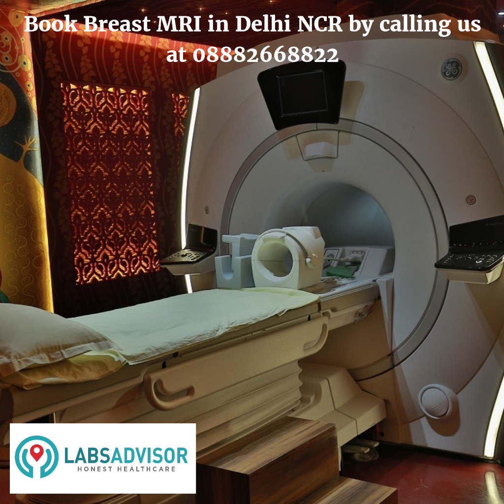 Image of MRI Scan Machine which is used for Breast MRI