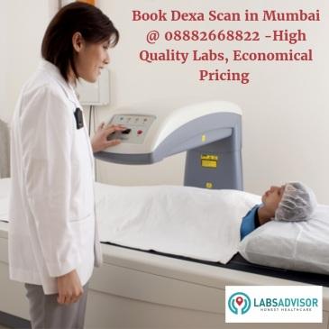 Dexa Scan in Mumbai