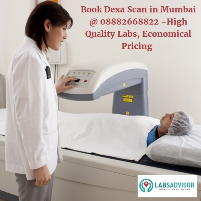 Dexa Scan in Mumbai