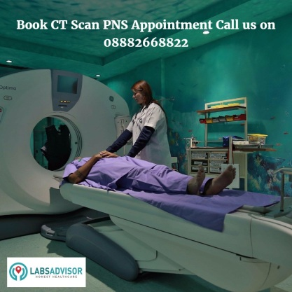 CT Scan PNS in India