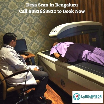 BMD Scan cost in Bangalore