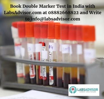Book Double Marker Test in Delhi at Affordable Prices