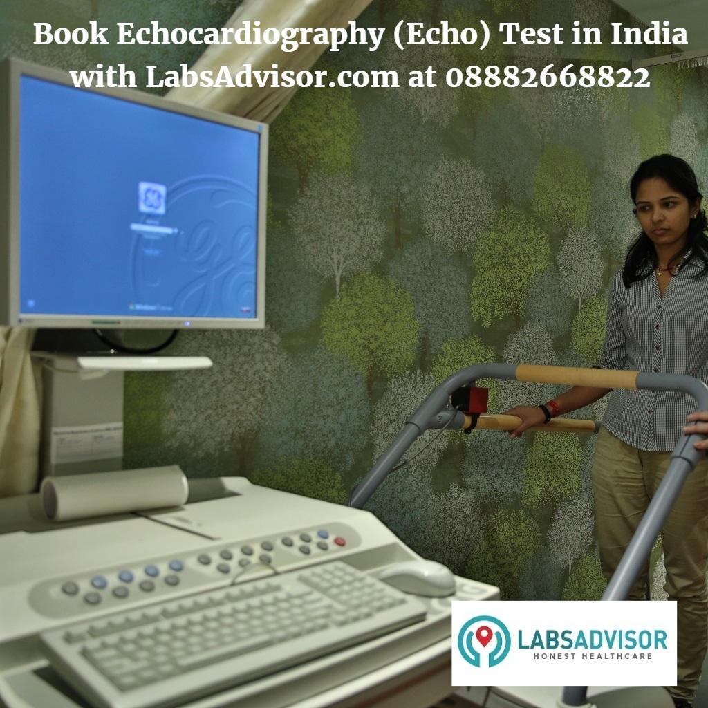 Echocardiography (Echo) Test in Delhi