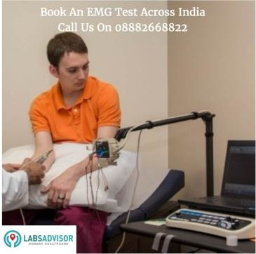 Cost of EMG Test in Delhi