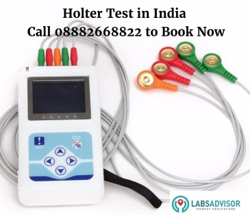 Cost of Holter Test in Delhi