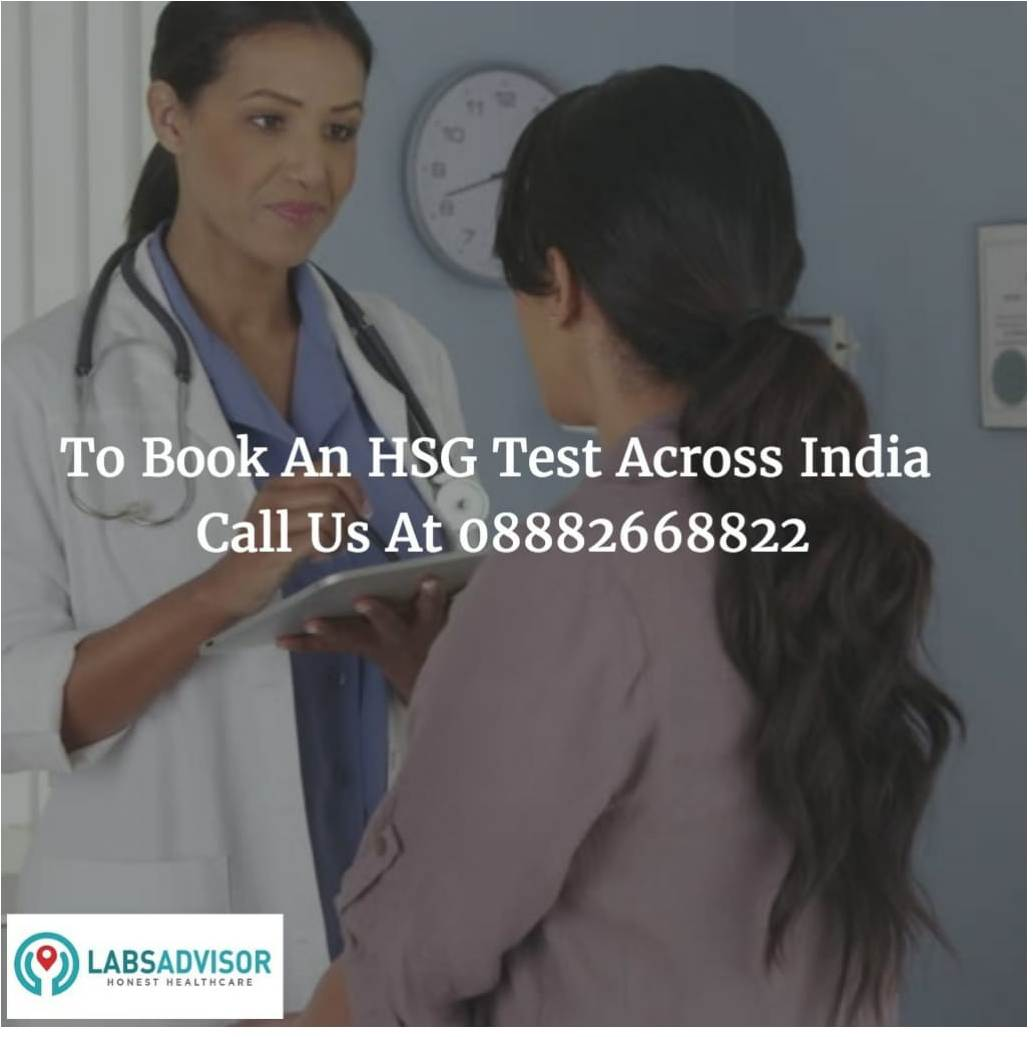 HSG Test Cost in Delhi