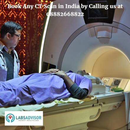 CT Scan in India