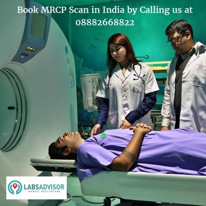 MRCP Scan Test Cost in India