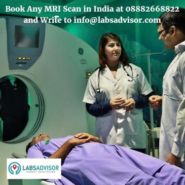 MRI Scan Cost in India