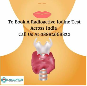 Radioactive Iodine Test Coct in India
