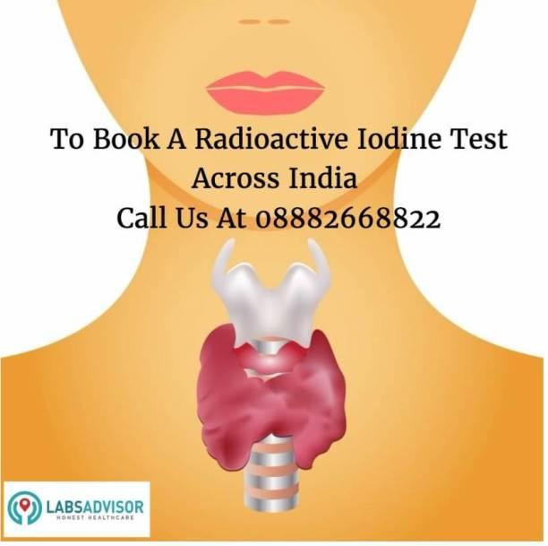 Radioactive Iodine Test Coct in India