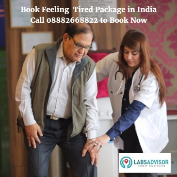 Book Feeling Tired Package in India at Discounted Prices