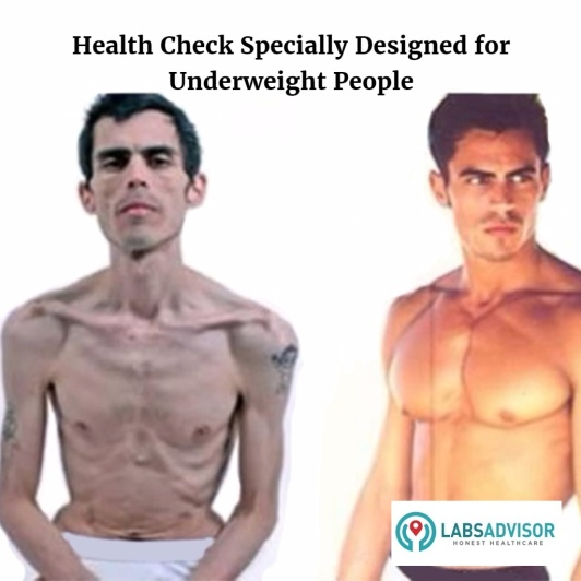 Health Check – Underweight Package