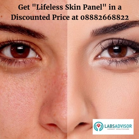 Book Lifeless Skin Package at Discunted Price