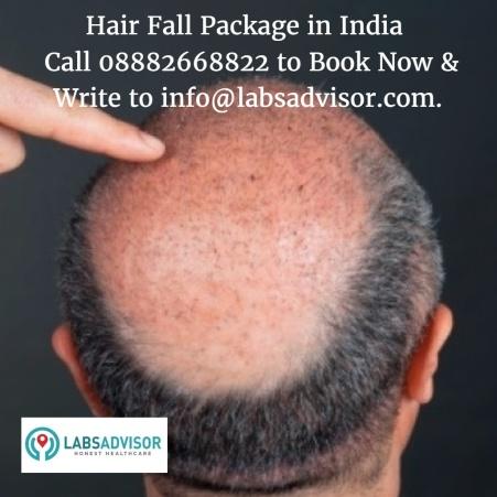 Book Hair Fall Package in Delhi