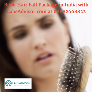 Book Hair Fall Package in Delhi