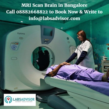 MRI Scan Brain in Bangalore at Quality Labs