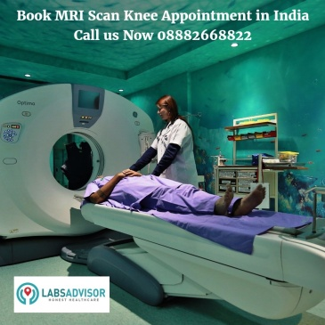 Book MRI Knee in Delhi