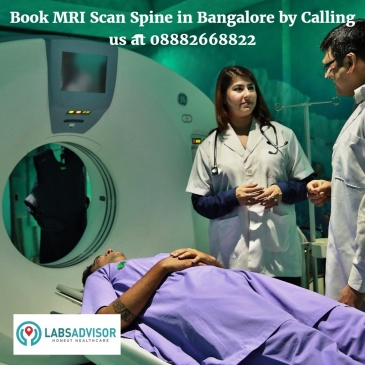 Book MRI Scan Spine in Bangalore