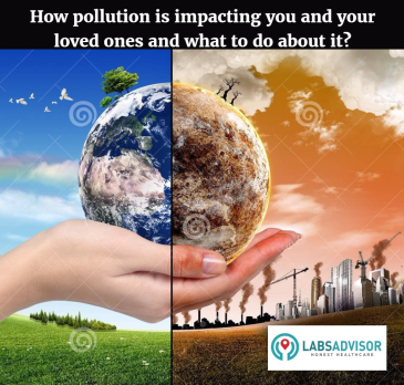 Pollutants Causing Pollution