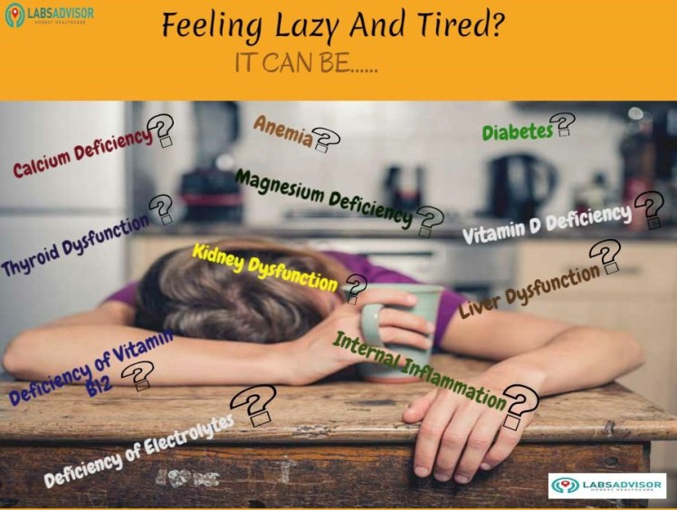 Top 11 Reasons Your Feel Tired or Exhausted