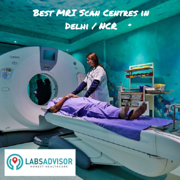 Top MRI Scan Centres in Delhi / NCR