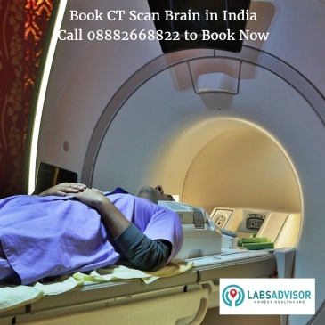 CT Scan Brain Cost in India
