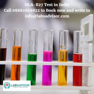 HLA-B27 Test Cost in Delhi