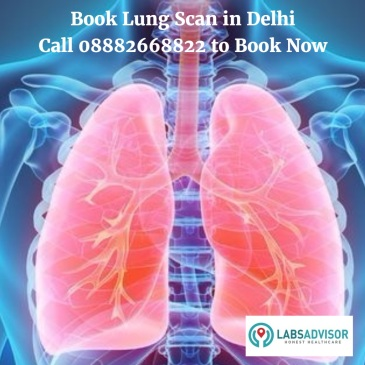 Lung Scan Cost in Delhi