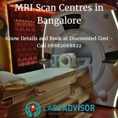 MRI Scan Centres in Bangalore