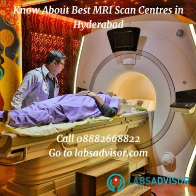 Best MRI Scan Centers in Hyderabad and Secunderabad