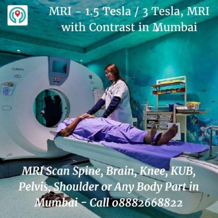 MRI Scan in Mumbai