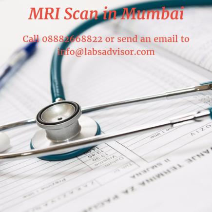 Get MRI Scan in Mumbai at 08882668822