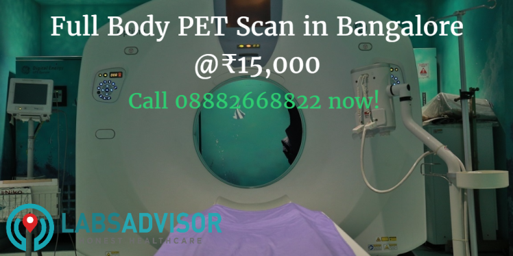 Lowest Cost PET Scan in Bangalore