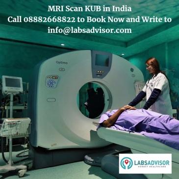 MRI Scan KUB Cost in Delhi