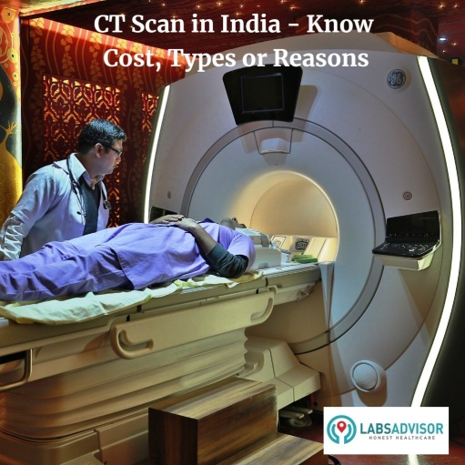 Book CT Scan in India