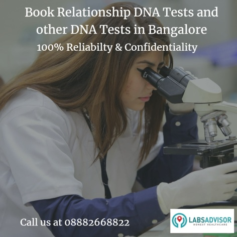 DNA Paternity Test in Bangalore